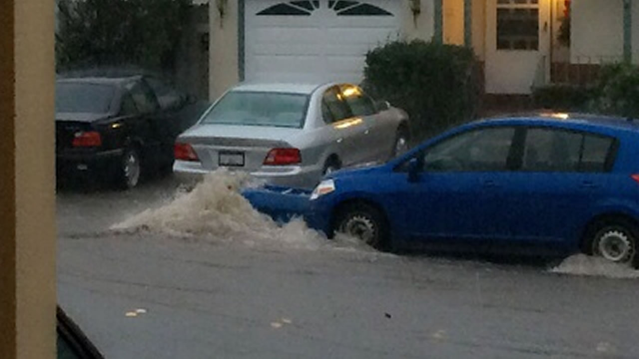 "<div class=""meta image-caption""><div class=""origin-logo origin-image ""><span></span></div><span class=""caption-text"">Water flowing on 87th St. in Daly City, Calif. on Thurday, Dec. 11, 2014 (uReport).</span></div>"