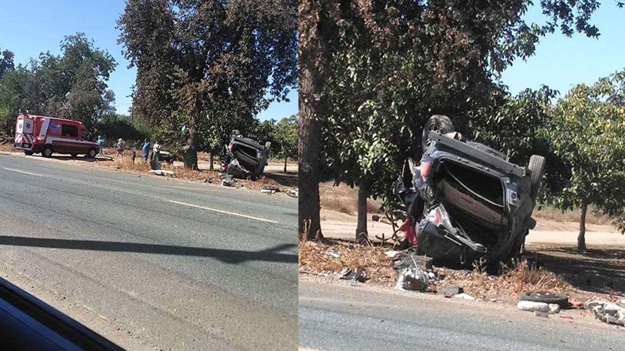 CHP investigating deadly crash in Visalia
