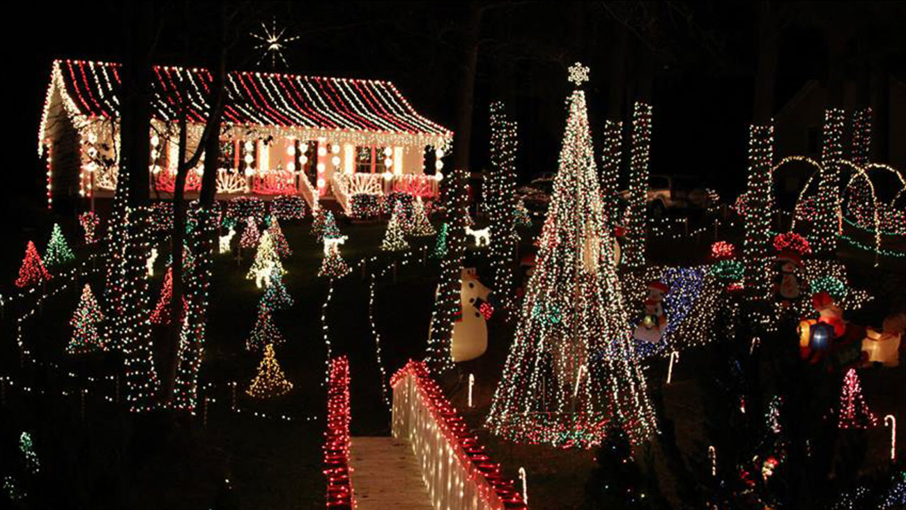 Christmas Light Shows Near Me.Guide To Holiday Lights And Christmas Festivals In Central