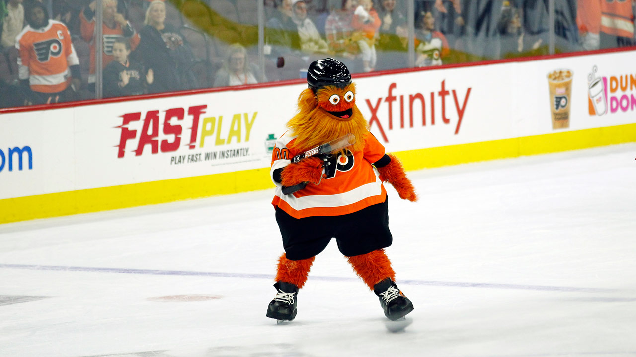 meet gritty  the flyers u0026 39  new team mascot