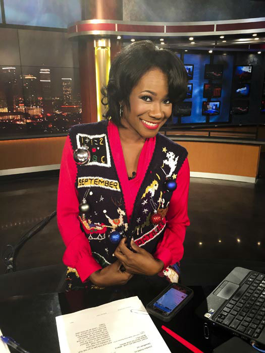 Today is National Ugly Christmas Sweater Day!   abc13.com