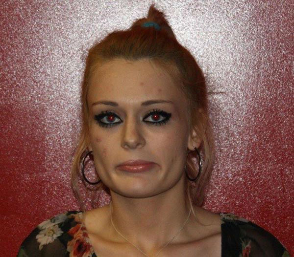"""<div class=""""meta image-caption""""><div class=""""origin-logo origin-image """"><span></span></div><span class=""""caption-text"""">Crystal Nicole Chapman, 19, faces one misdemeanor charge of sexually oriented business violation (KTRK Photo)</span></div>"""