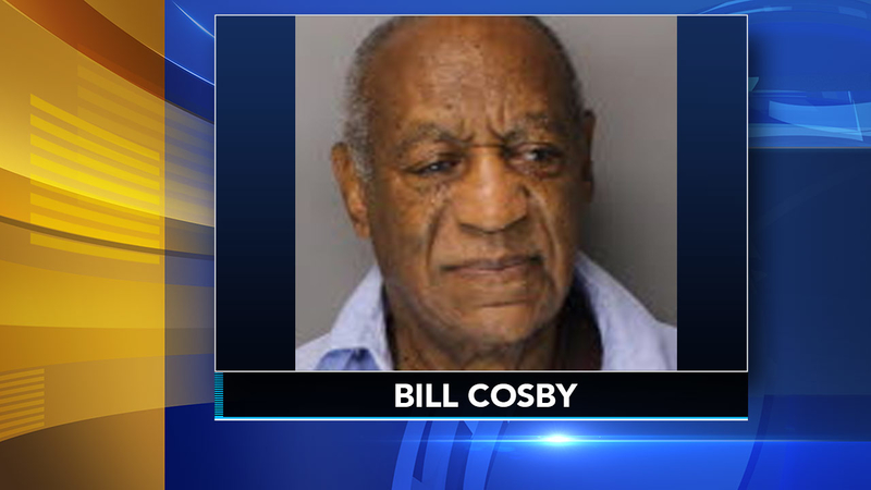 Bill Cosby heads to Montgomery County Correctional Facility in Eagleville