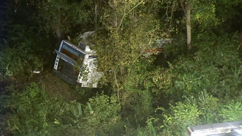 5 injured in SEPTA crash in Montgomery County