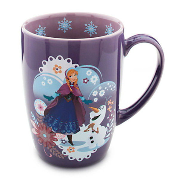 """<div class=""""meta image-caption""""><div class=""""origin-logo origin-image """"><span></span></div><span class=""""caption-text"""">Anna and Olaf mug - This is the perfect mug for drinking hot chocolate and watching Frozen. (DisneyStore.com)</span></div>"""