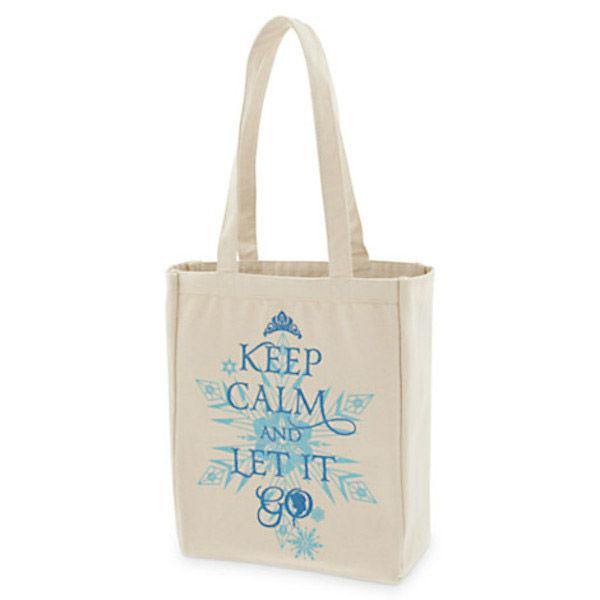 """<div class=""""meta image-caption""""><div class=""""origin-logo origin-image """"><span></span></div><span class=""""caption-text"""">Frozen canvas bag - This canvas bag was made for carrying all the essentials. (DisneyStore.com)</span></div>"""
