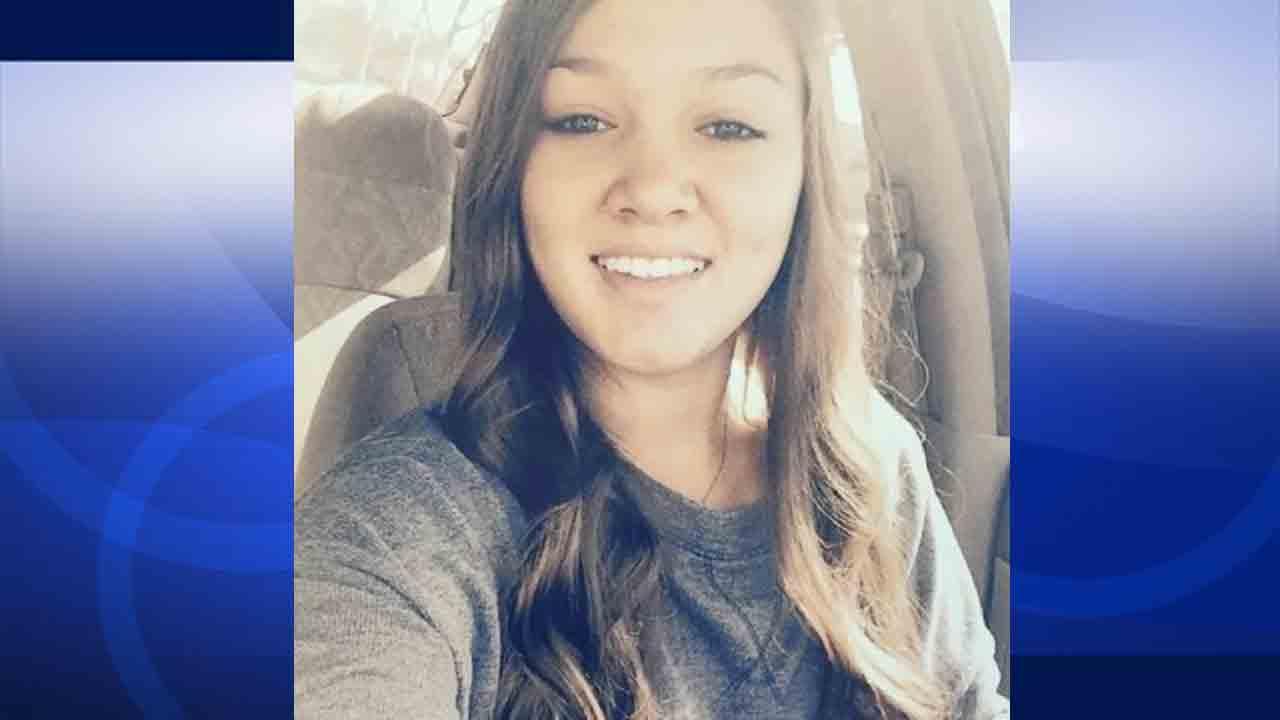 Ashlee Armond, 20, was last seen leaving a friend's house near 7th Street and Margo Avenue in Long Beach Saturday, Dec. 13, 2014.