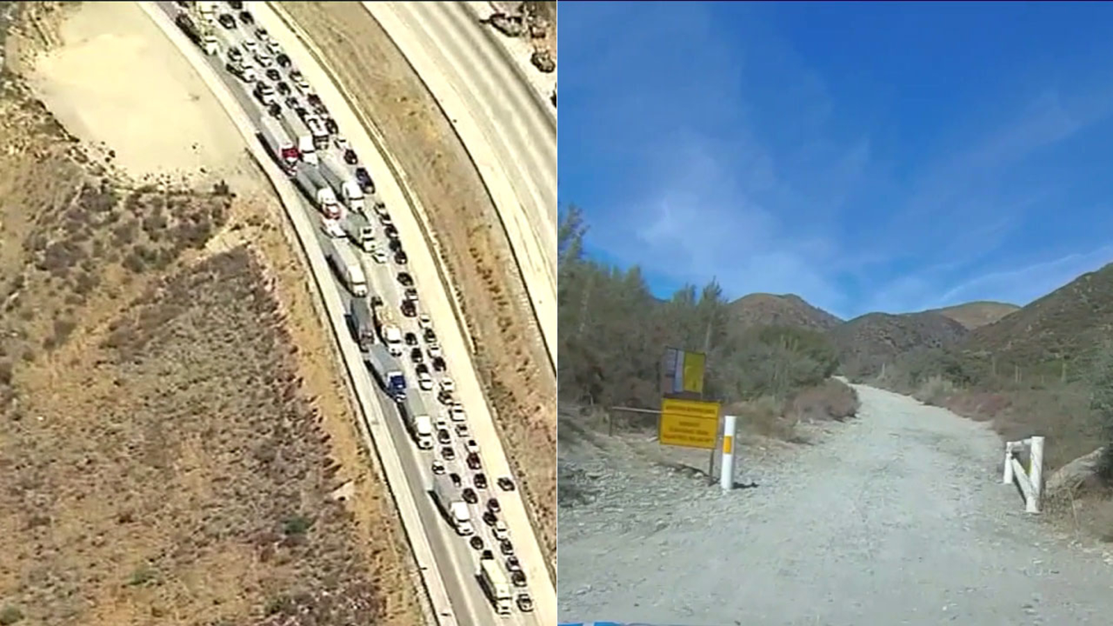 Traffic apps causing headaches for drivers bypassing the Cajon Pass