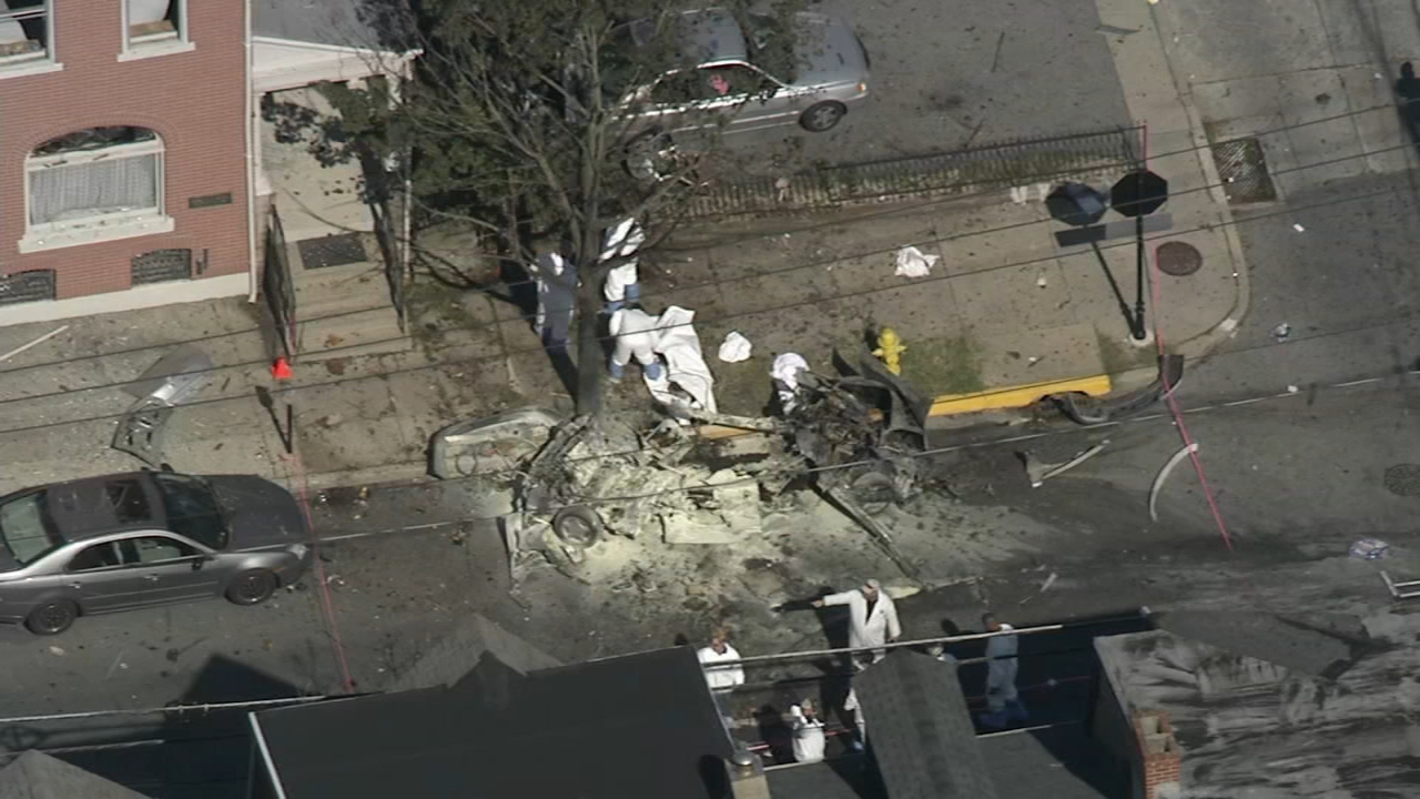 dfdf1c020c4 2 men and toddler killed in Allentown car explosion; names released ...