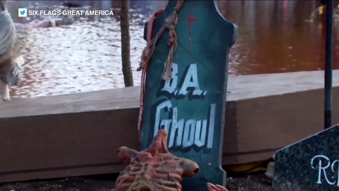30 Hour Coffin Challenge Expands To Six Flags Great America Abc7chicago Com