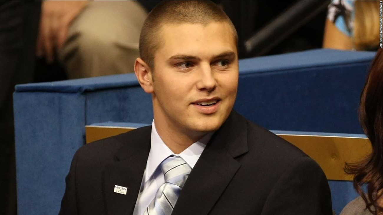 Track Palin arrested on domestic violence charges