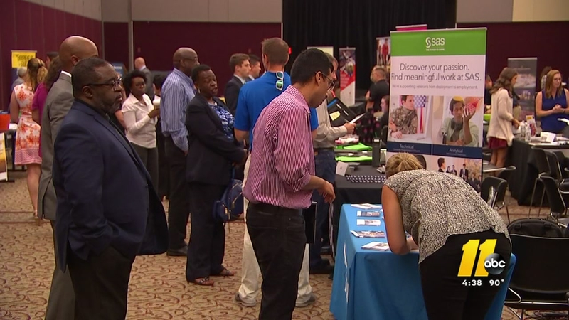 Veteran career expo to be held at NC State Wednesday morning