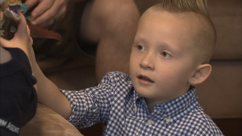 Local family working with CHOP to find cure for son's rare disease