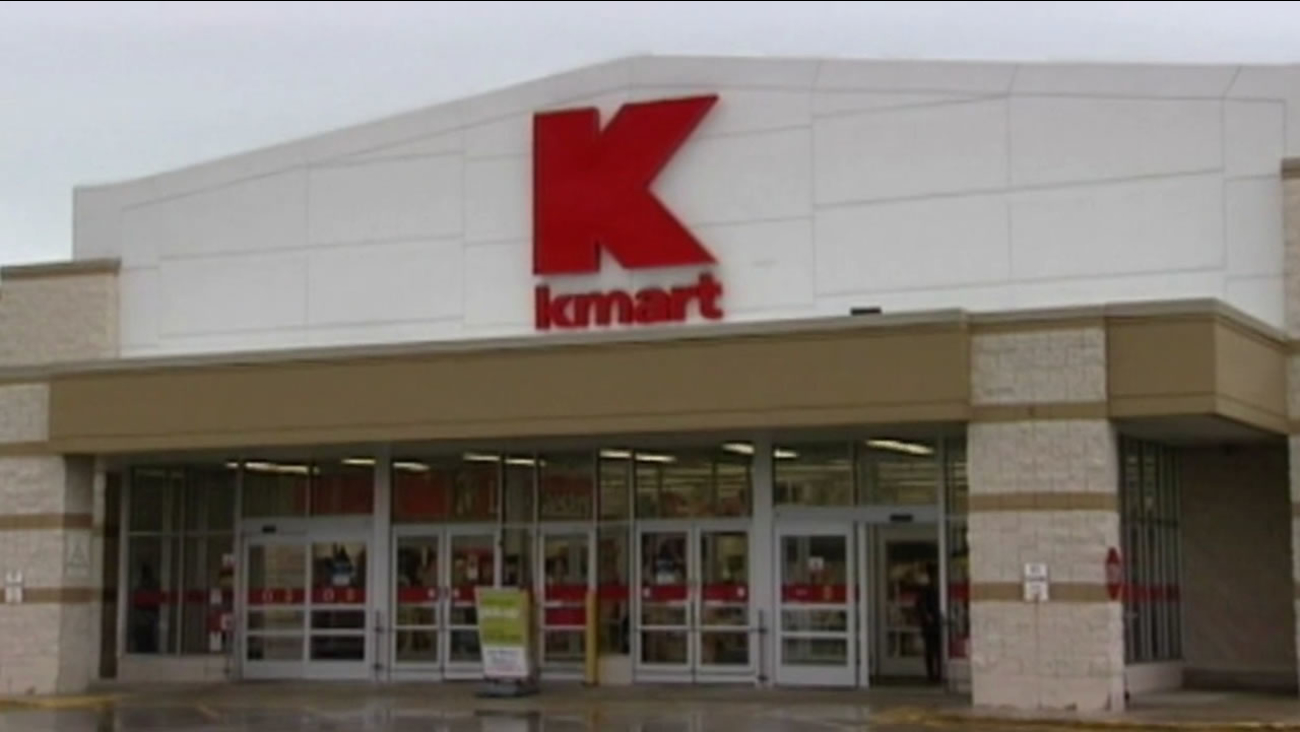 Kmart shoppers who put gifts on a layaway plan for Christmas are now being told their items are out of stock.