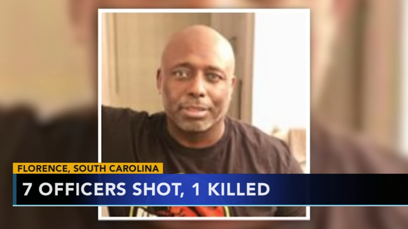 South Carolina Shooting Officer Killed 6 Other Officers Wounded In Florence County 6abc Philadelphia