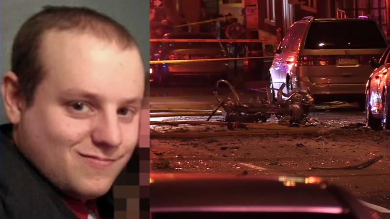 Investigators recreate Allentown car explosion