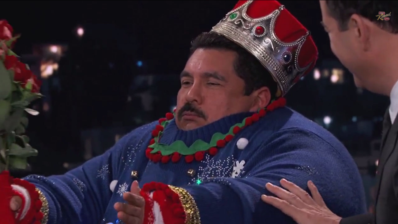 Jimmy Kimmel Live!\'s Guillermo sets Guinness World Record for Most ...