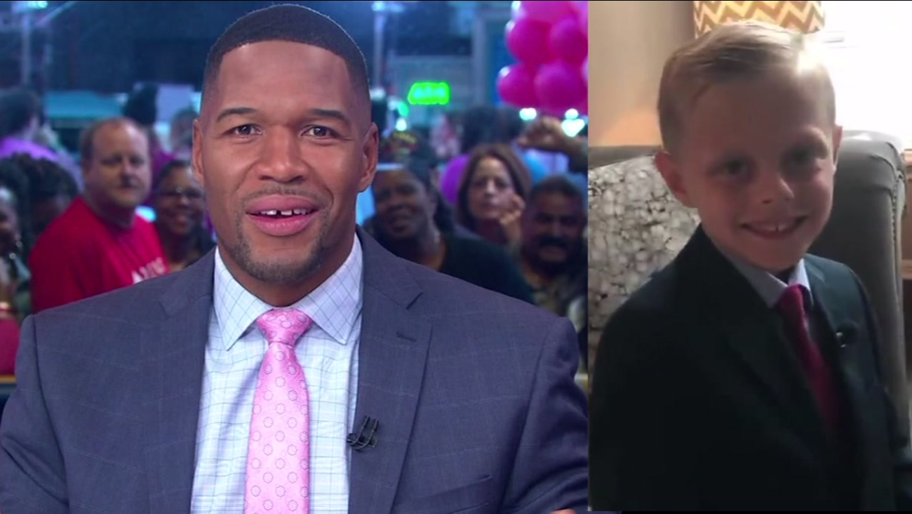 Continue To Be Confident Michael Strahan Sends Encouraging Message