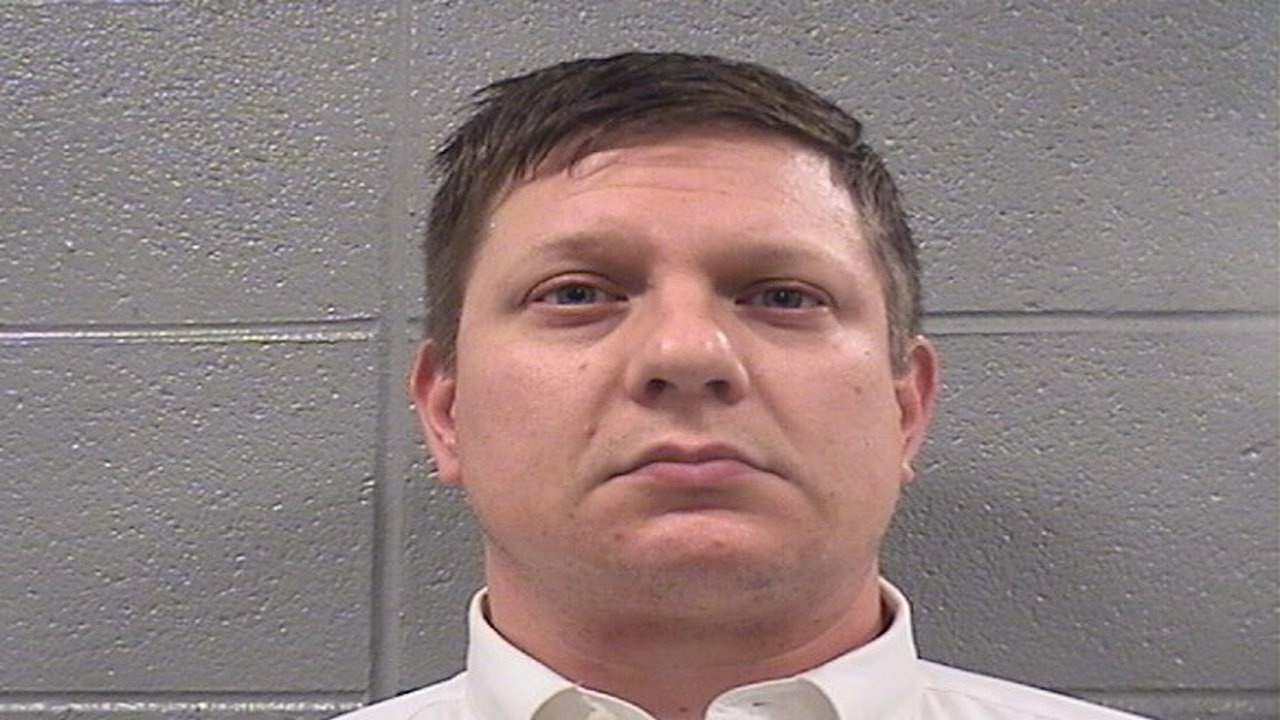 Jason Van Dyke moved from Cook to Rock Island County Jail
