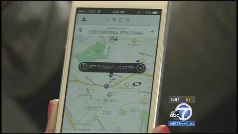 Uber, Lyft drivers may soon be allowed to do business at LAX