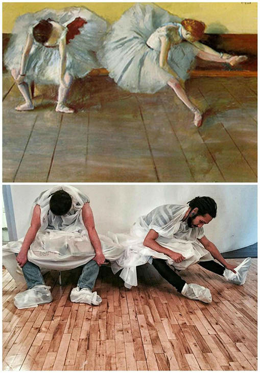 "<div class=""meta image-caption""><div class=""origin-logo origin-image ""><span></span></div><span class=""caption-text"">""Two Ballet Dancers"" by Edgar Degas (Foolsdoart)</span></div>"
