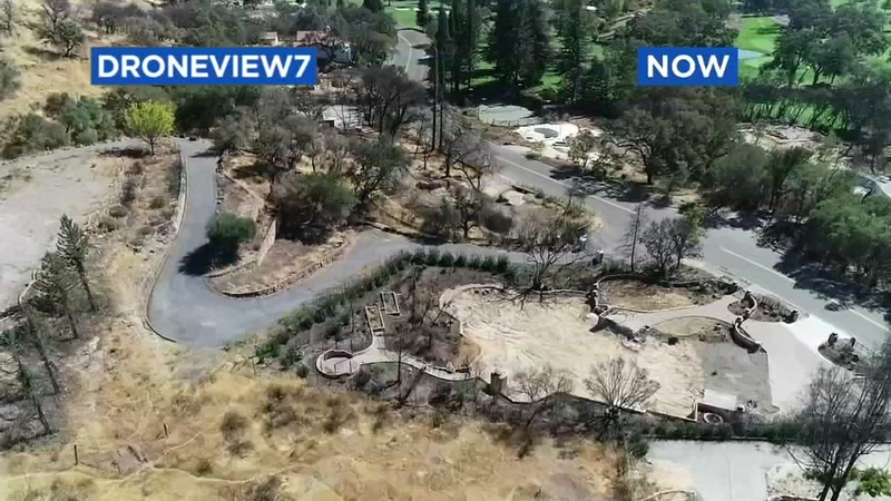 Silverado Country Club >> Before After How North Bay Fires Impacted Silverado Country Club