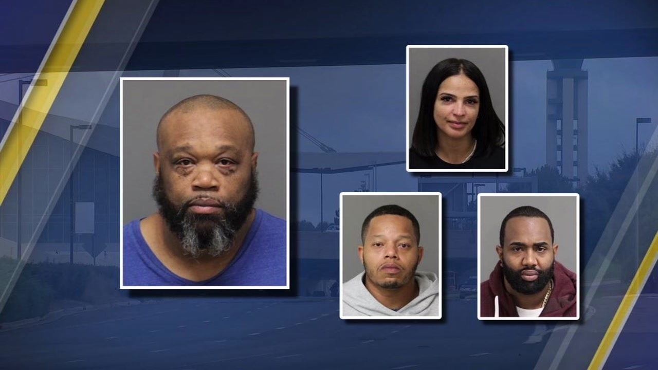 4 arrested in cocaine bust near RDU