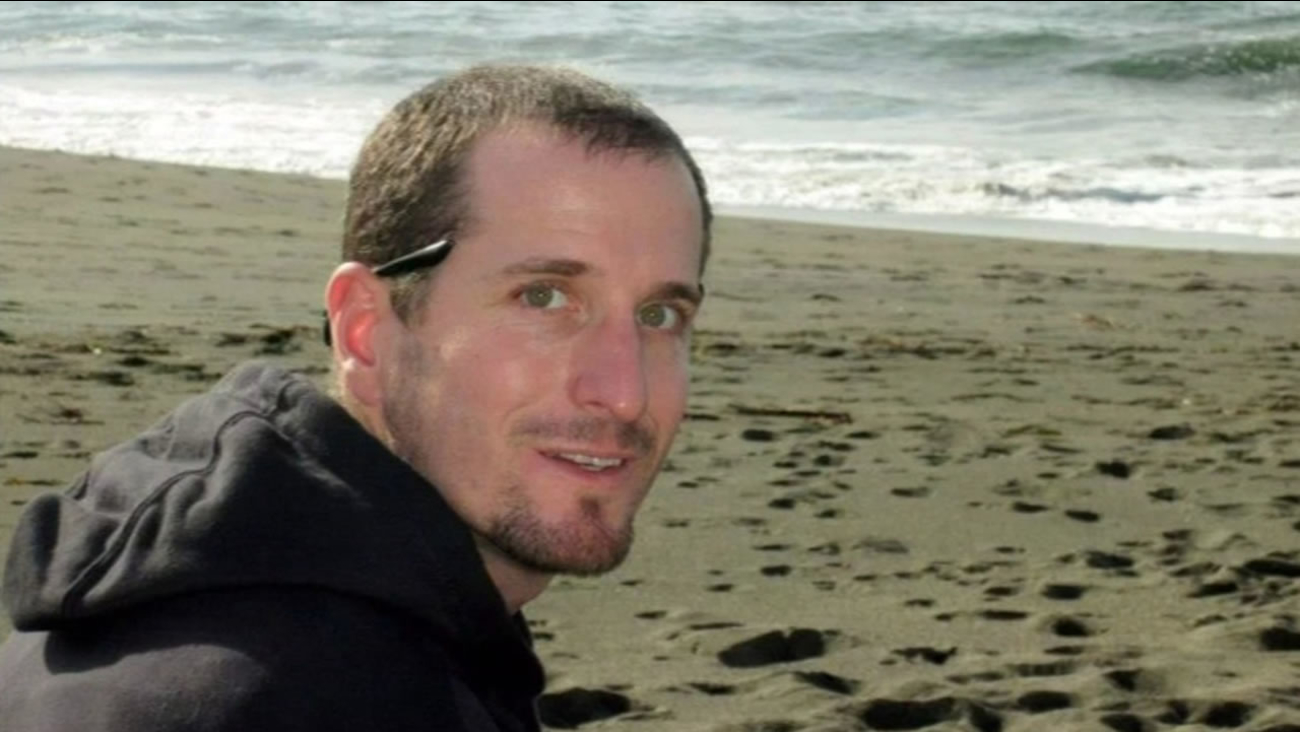San Francisco Sheriff's Deputy Mike Lewelling