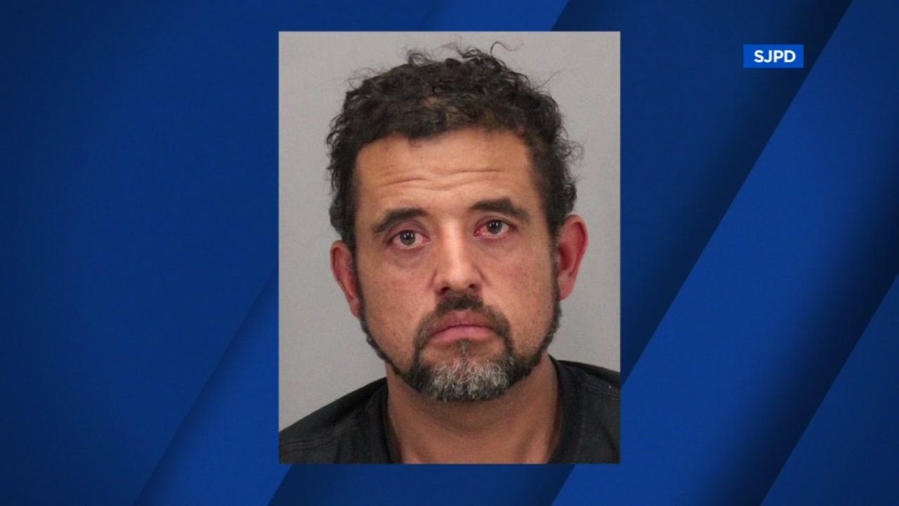 San Jose Police Department stolen patrol car suspect Andrew Trujillo