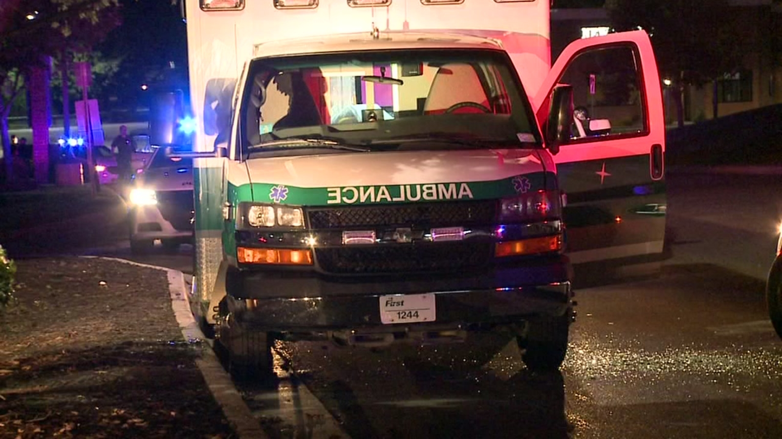 Patient Caught After Stealing Ambulance Outside Unc