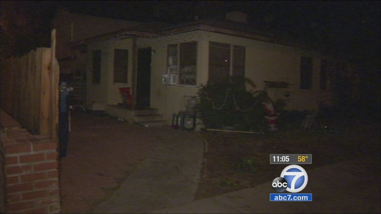 A 4-year-old girl was rescued by her 13-year-old brother from a man attempting to kidnap her from their Lancaster home Saturday, Dec. 20, 2014.