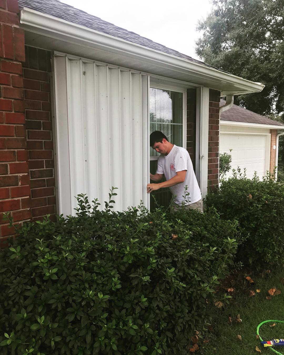 <div class='meta'><div class='origin-logo' data-origin='none'></div><span class='caption-text' data-credit='purenatty/IG'>Hurricane preparations were underway on Tuesday, Oct. 9 in Pensacola, Florida.</span></div>