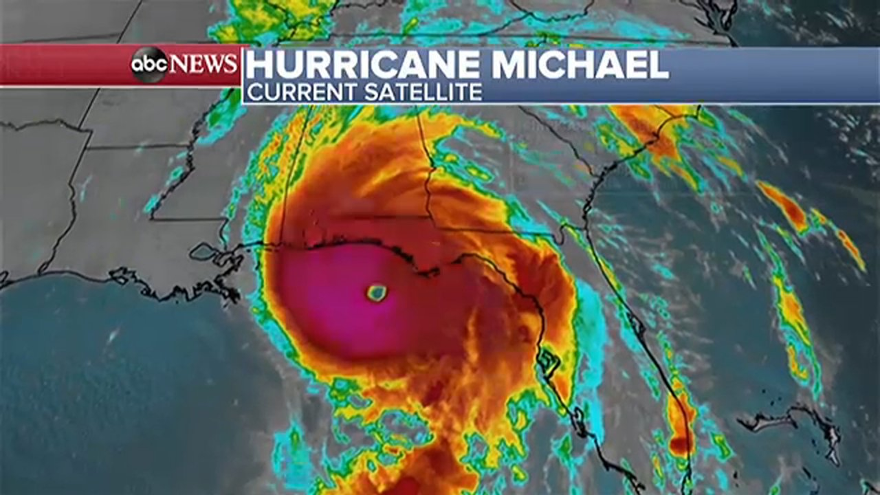 Radar Map Florida.Hurricane Michael Radar U S News In Photos Imageserenity Com