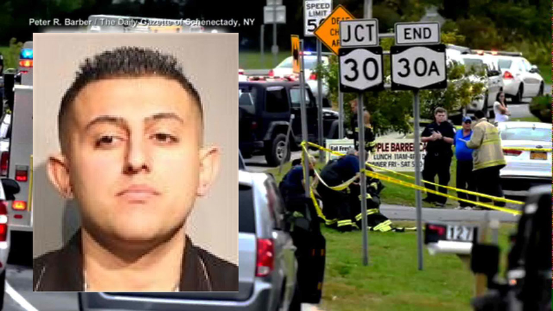 Limo owner's son charged following deadly NY crash