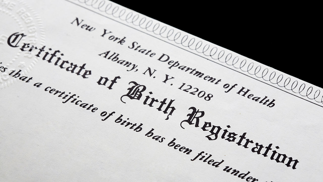 NYC passes law allowing gender-neutral birth certificates ...