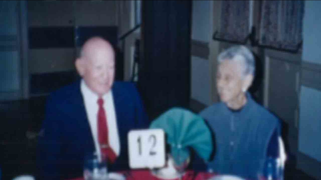 The Orange County Sheriff's Department is asking for the public's help in locating an elderly couple who went missing from their Laguna Woods home Friday, Dec. 19, 2014.