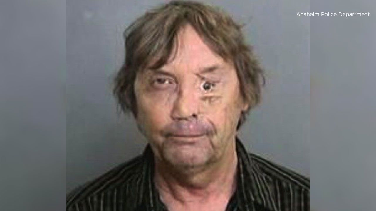 An undated photo of former Anaheim school teacher David Michael Bruce.