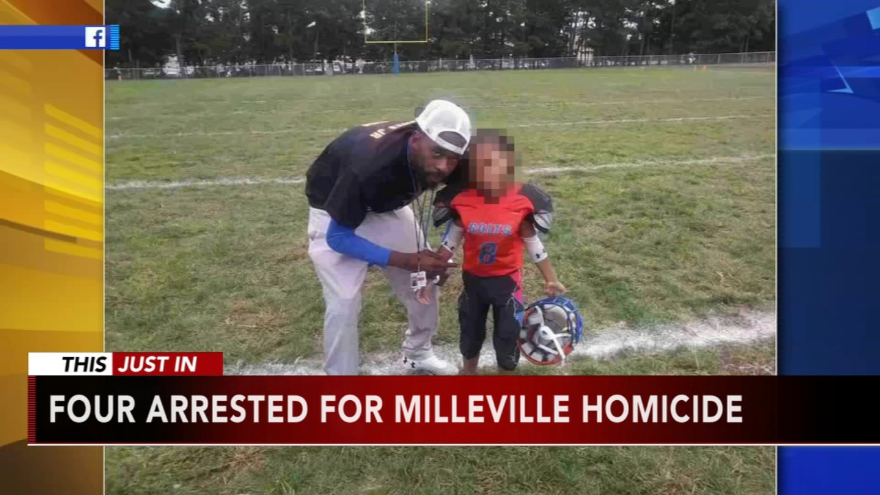 4 Arrests Made In Deadly Shooting At Millville Youth Football