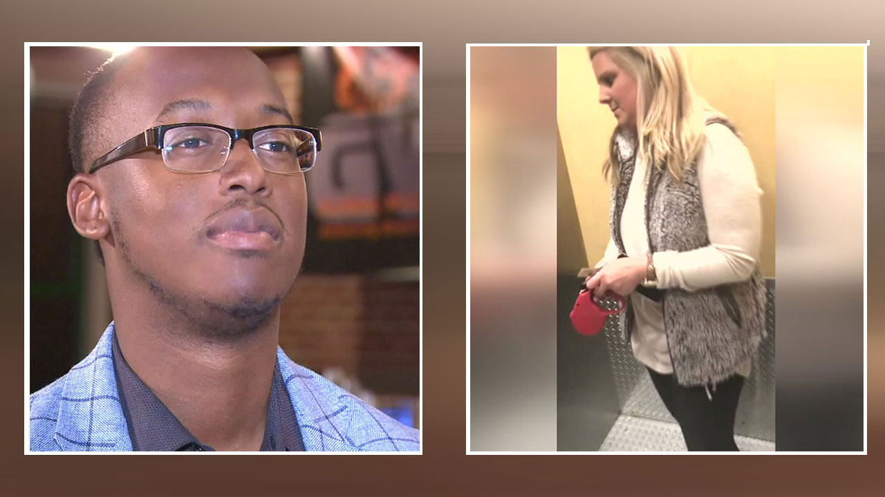 Husband of woman who blocked black man from his apartment is disappointed advise