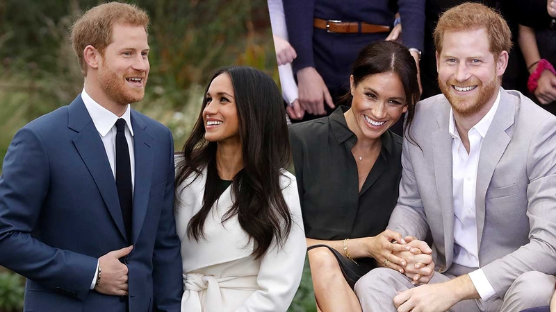 14++ Harry And Meghan Son