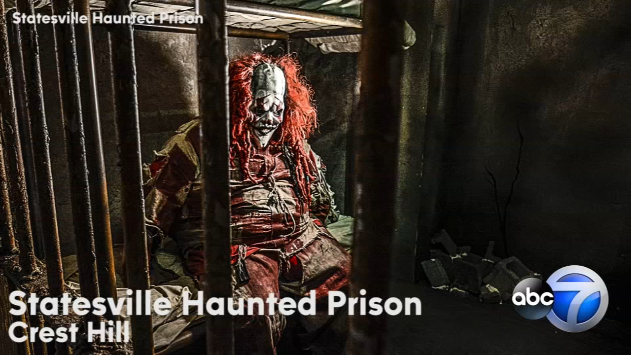 Haunted Houses 2019 In Chicago Illinois Area Stateville 13th