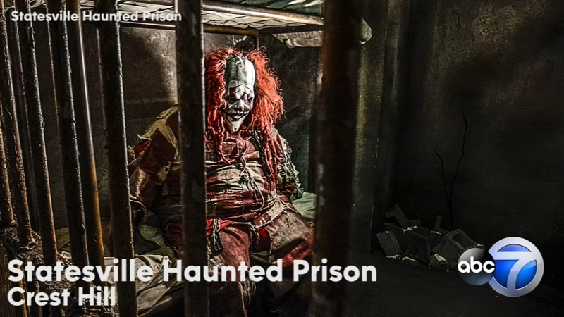 Haunted Houses 2019 in Chicago