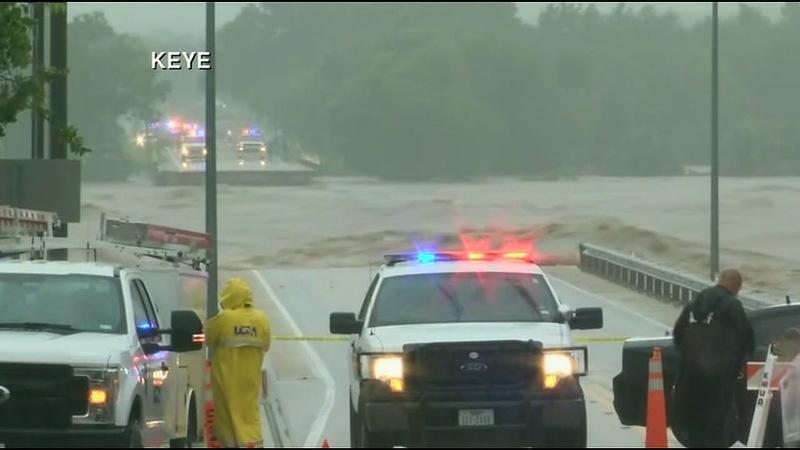 Dangerous flooding expected overnight in Central Texas