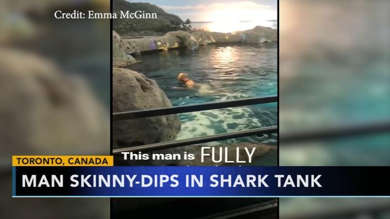 skinny dipping videos