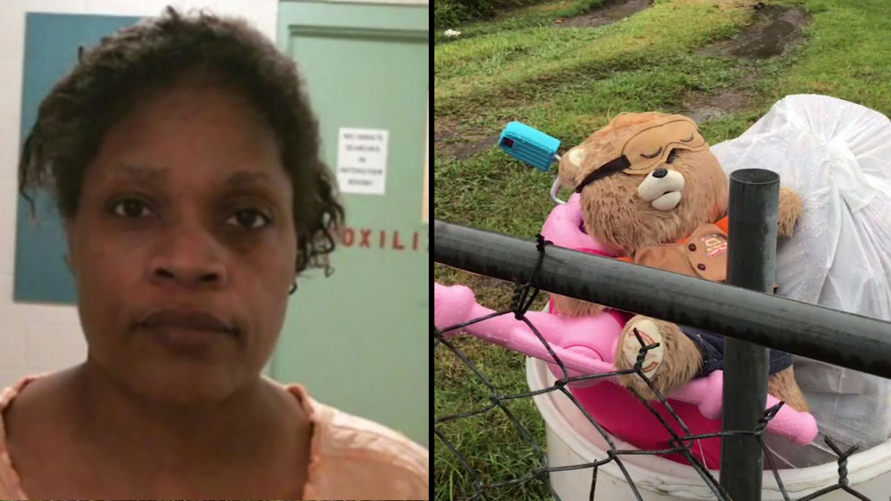 Grandmother arrested after baby girl stabbed and placed in oven