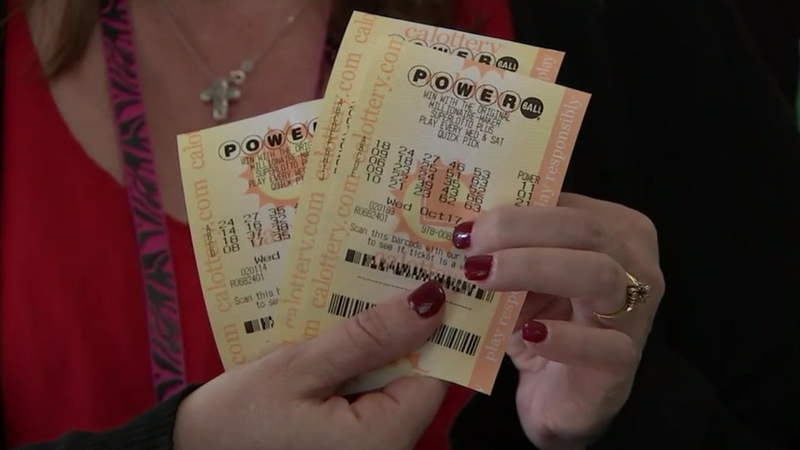 Customers swarm Chino Hills 7-Eleven for lucky lotto tickets