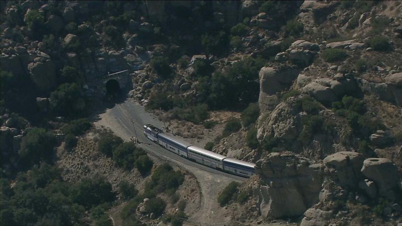 Woman struck by Amtrak train in Chatsworth | abc7 com