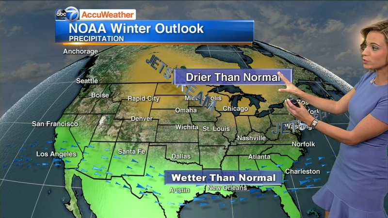 Chicago Winter Outlook Favors Milder Weather, according to NOAA