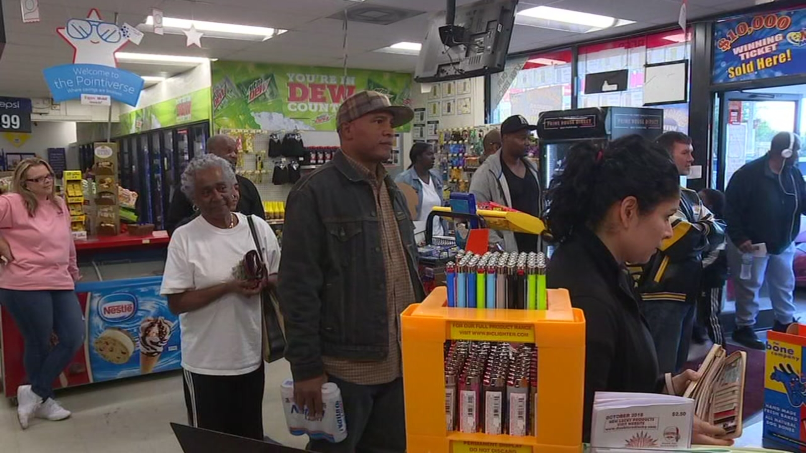 Powerball: Winning ticket for million dollar prize sold at ...