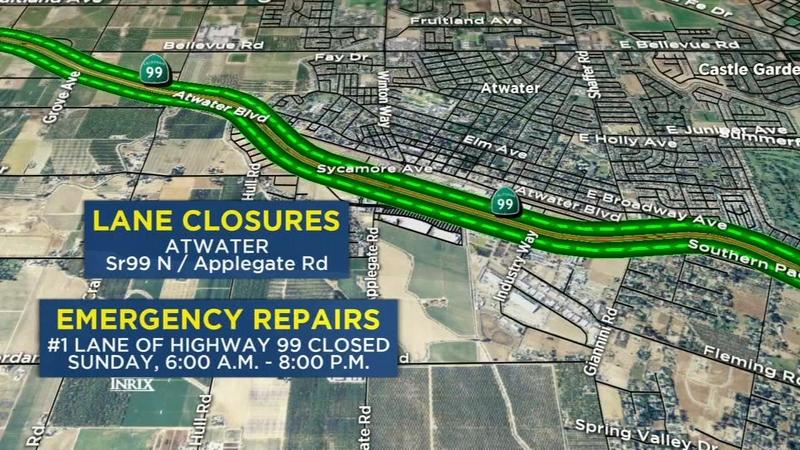 Caltrans expedites emergency repairs on Applegate Road, Highway 99 road  closures